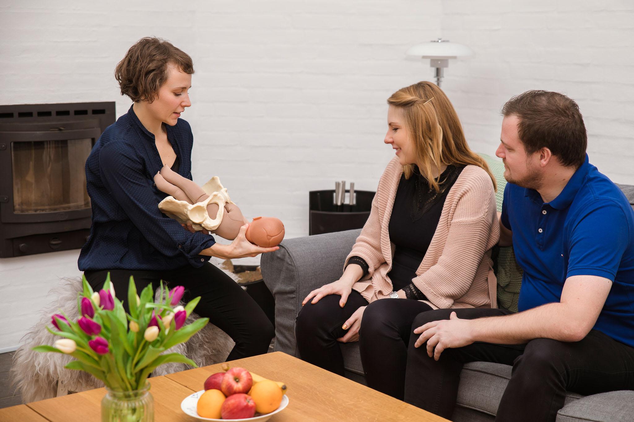 Fødselsforberedelse Fødslens faser fødselsmekanismen