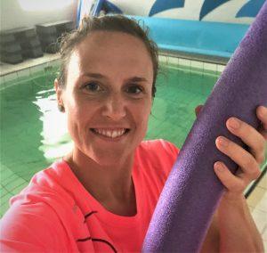 Træning i vand for gravide