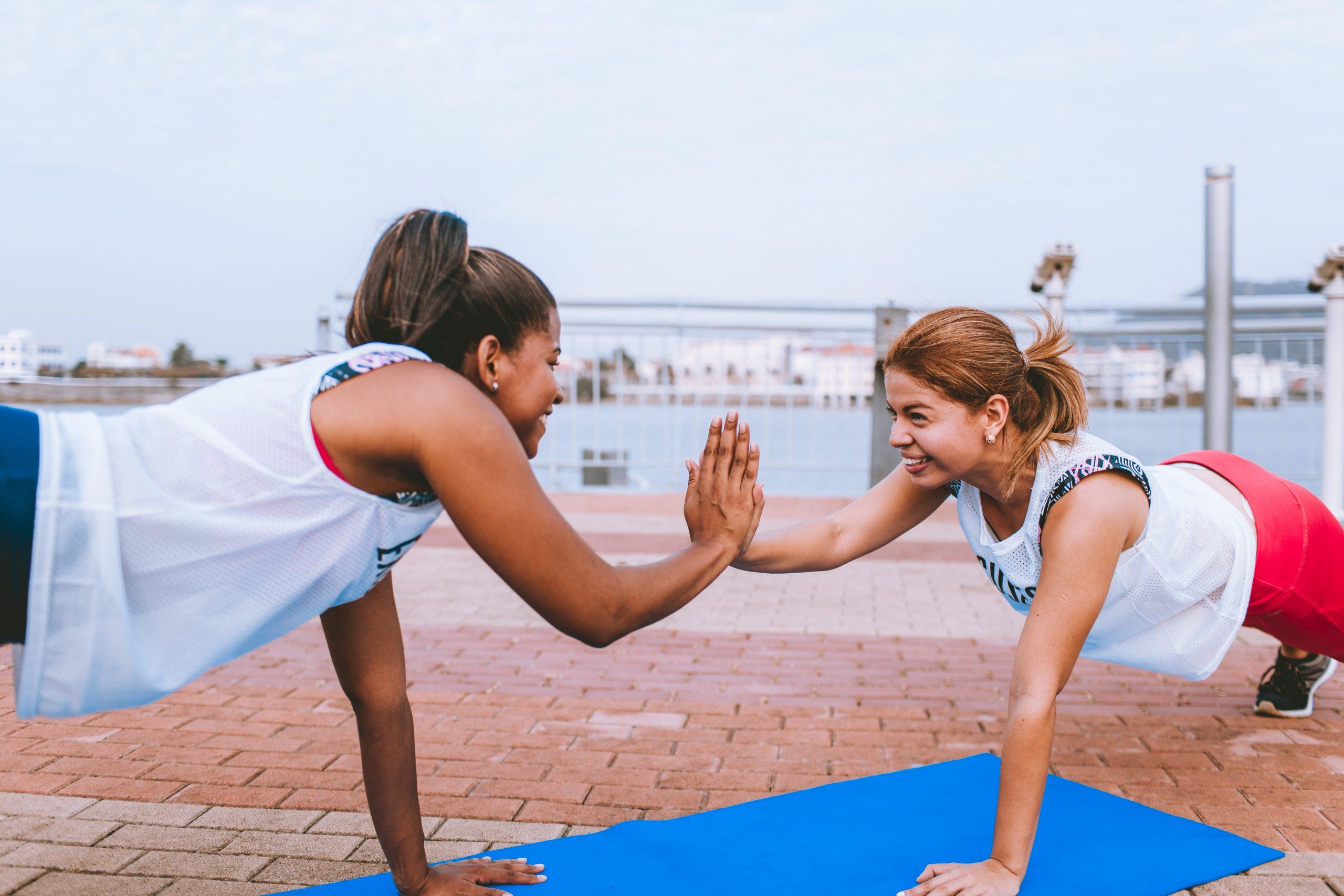 Gravidtræning, fysisk aktivitet under graviditeten