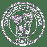 Din private Jordemoder Naja Skou Logo